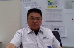 Plant Manager Mr.Sato Setsuo